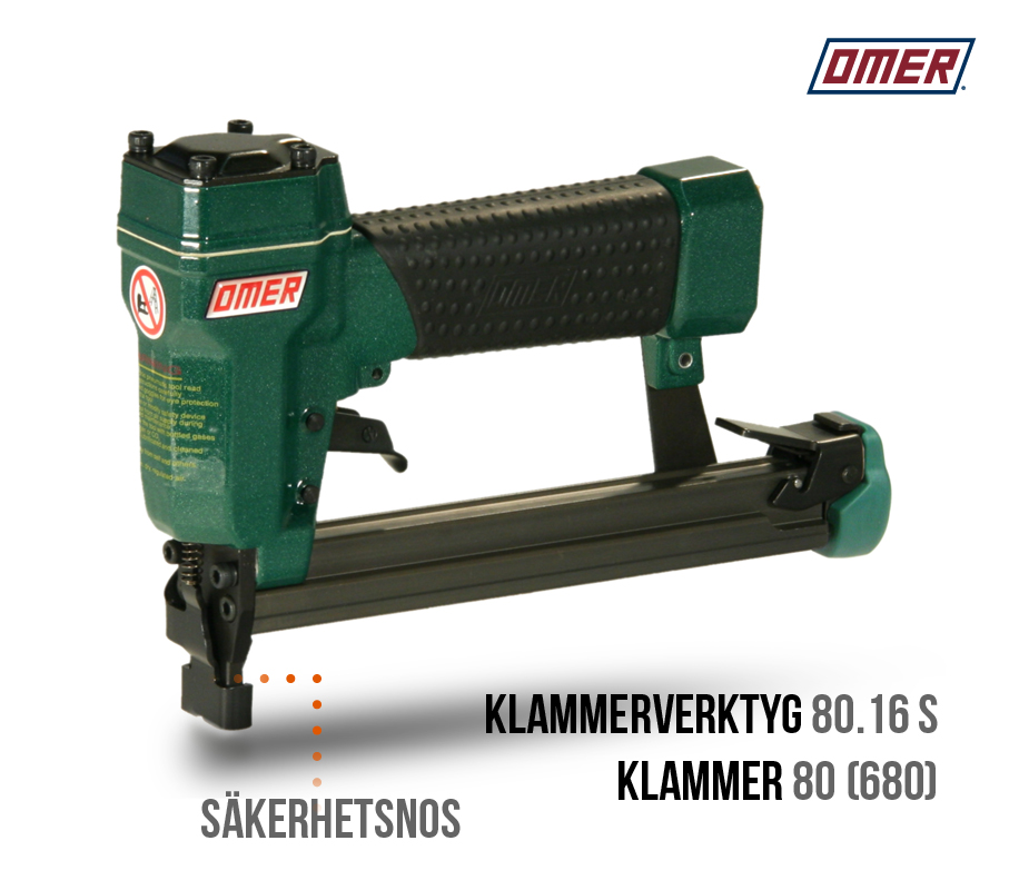 Klammerverktyg 80.16 S